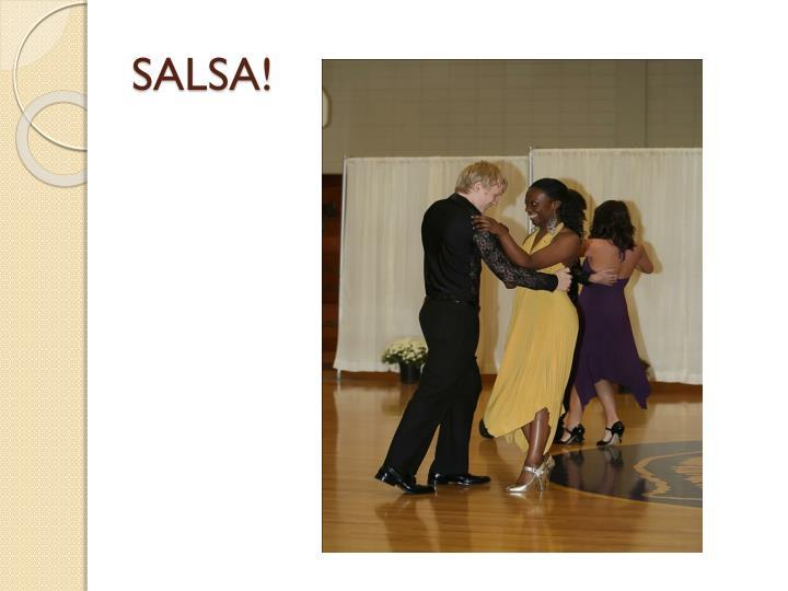 SALSA!