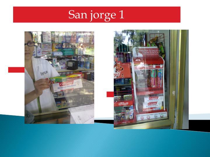 San jorge 1