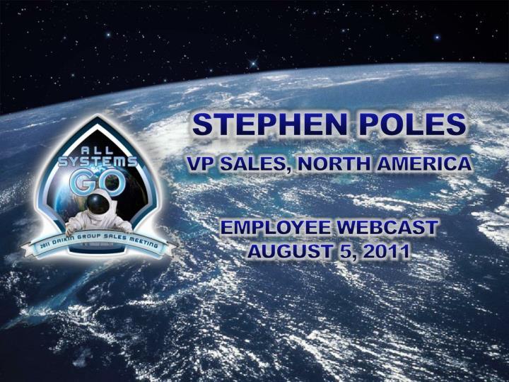 Stephen Poles