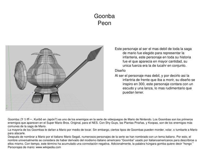 Goonba