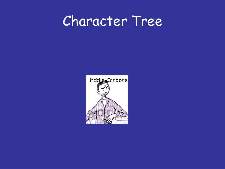 Character Tree