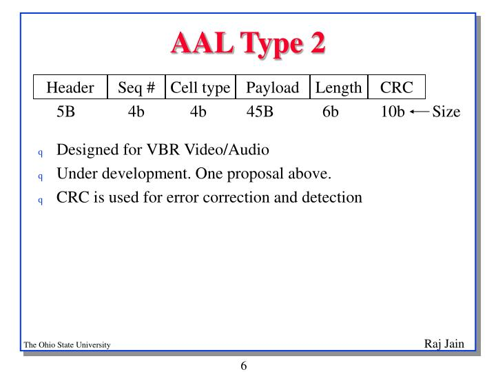 AAL Type 2