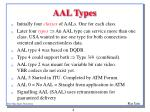 aal types