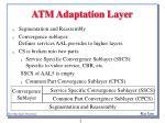 atm adaptation layer1
