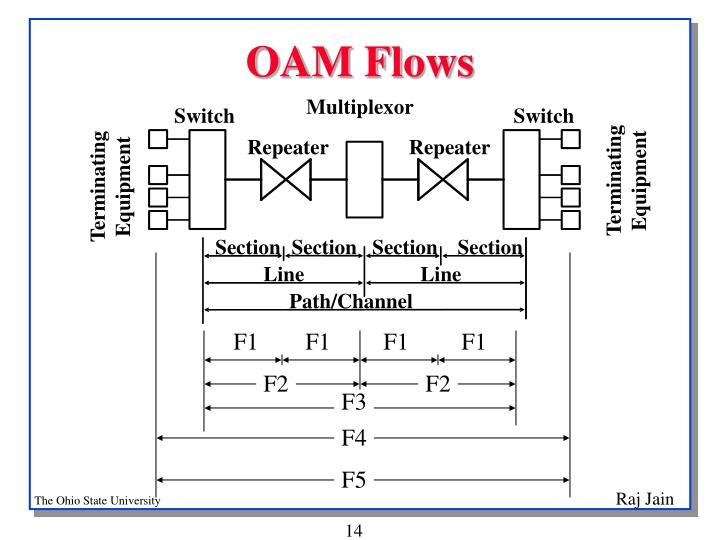 OAM Flows