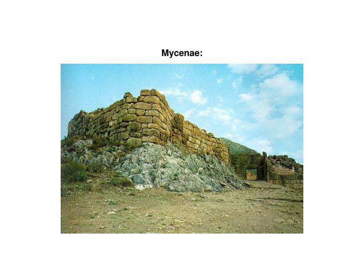 Mycenae: