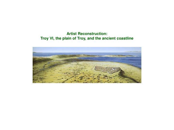 Artist Reconstruction: