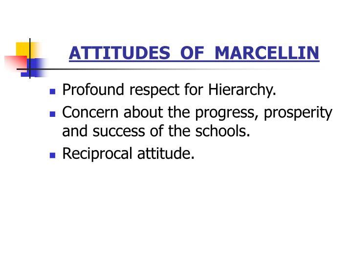 ATTITUDES  OF  MARCELLIN
