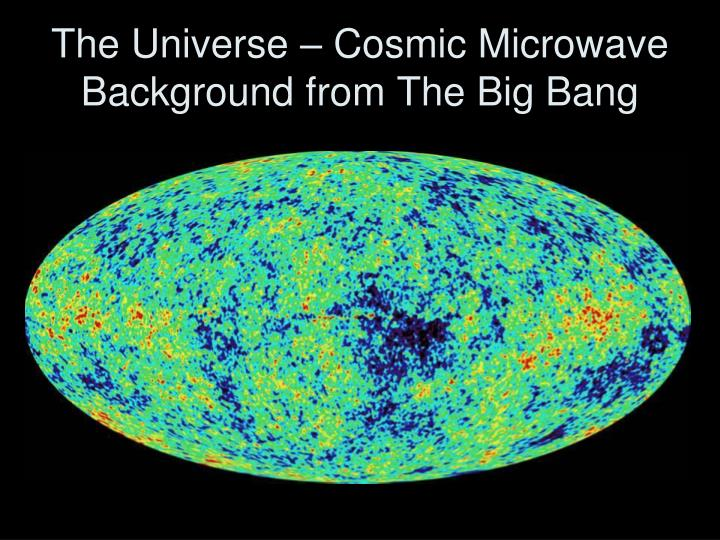 The Universe – Cosmic Microwave