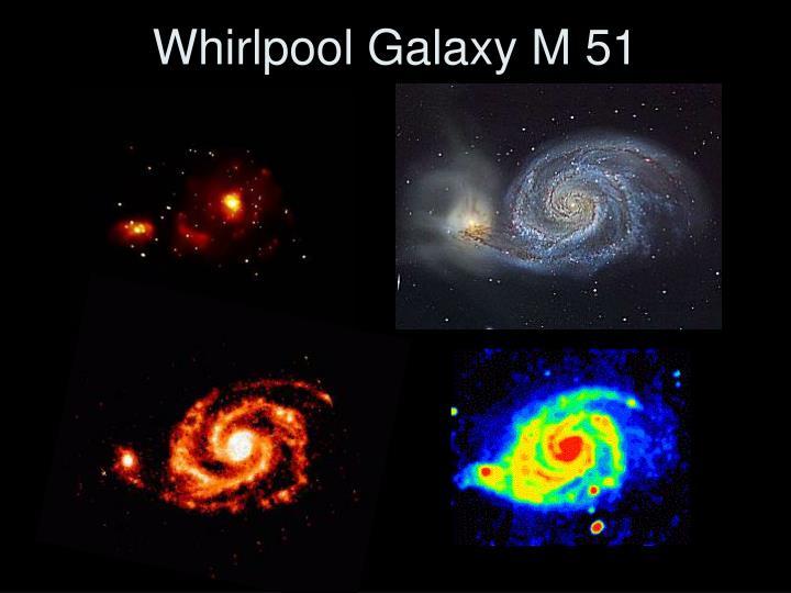 Whirlpool Galaxy M 51