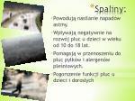 spaliny