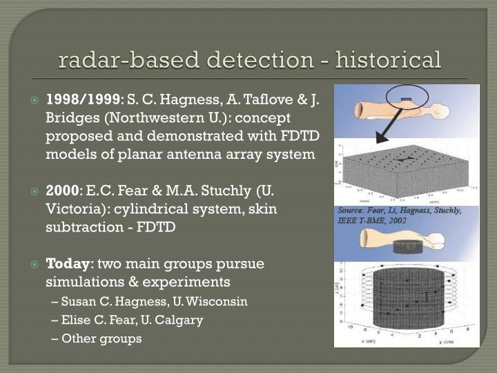 radar-based