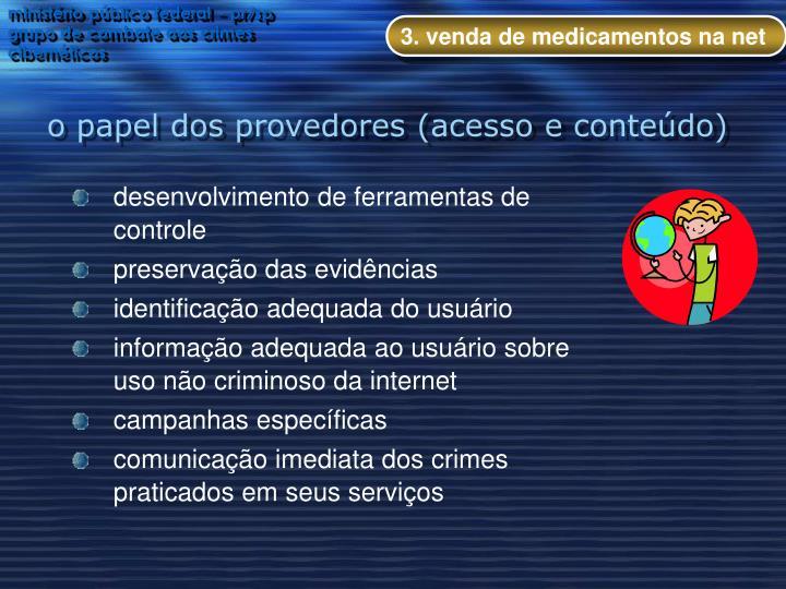 ministério público federal - pr/sp