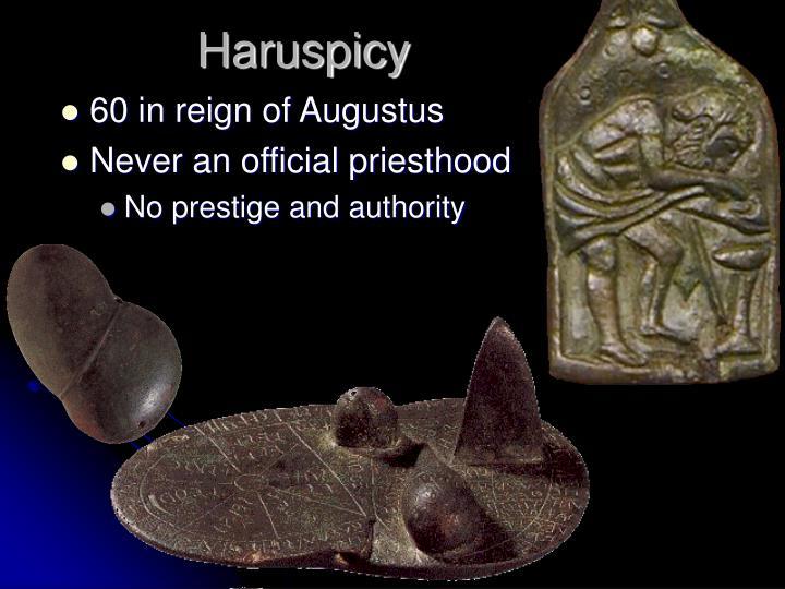 Haruspicy
