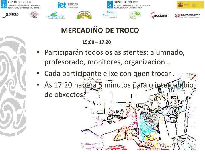 MERCADIÑO DE TROCO