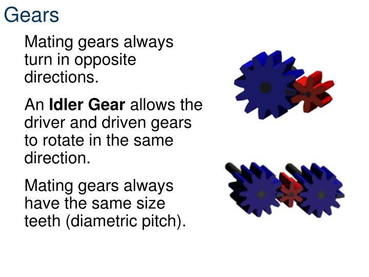 Pulleys And Gears Presentation : Ppt gears pulley drives and sprockets powerpoint