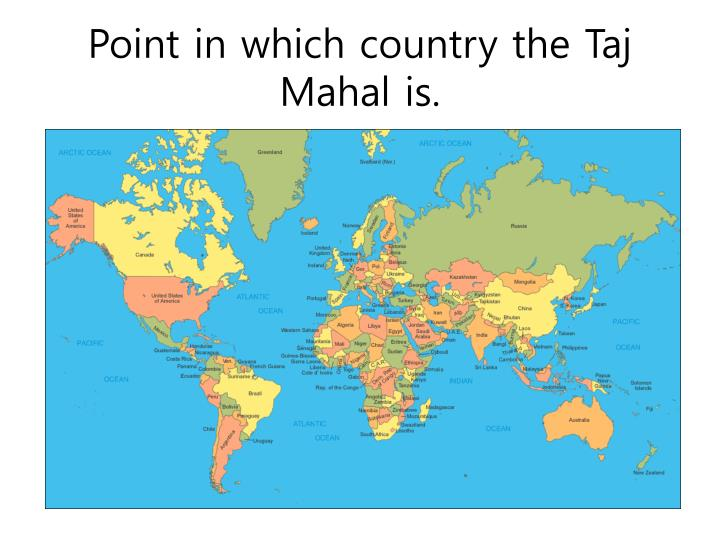 Point in which country