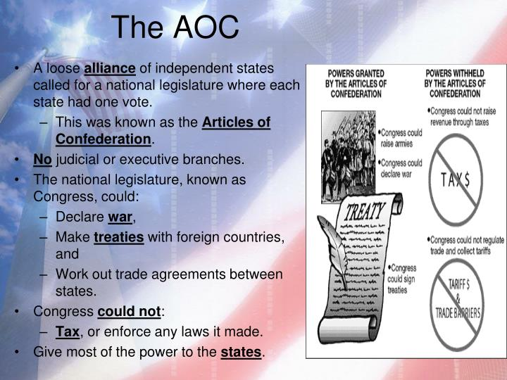 The AOC