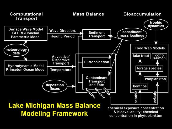 Lake Michigan Mass Balance