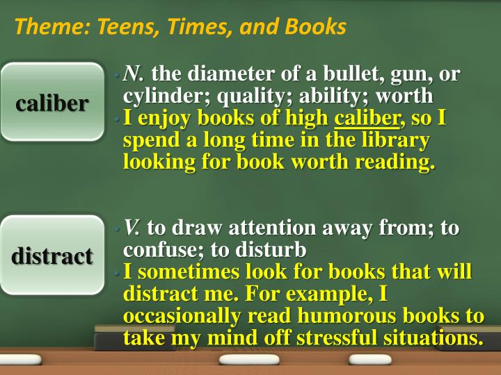 Theme teens times and books1