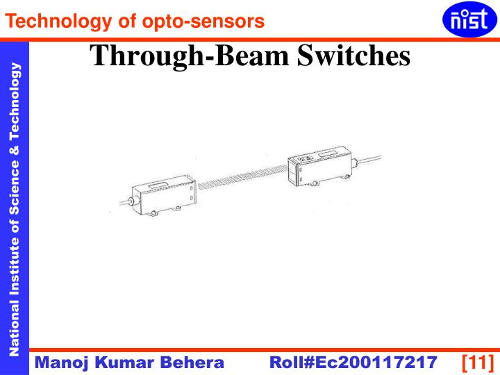 Through-Beam Switches