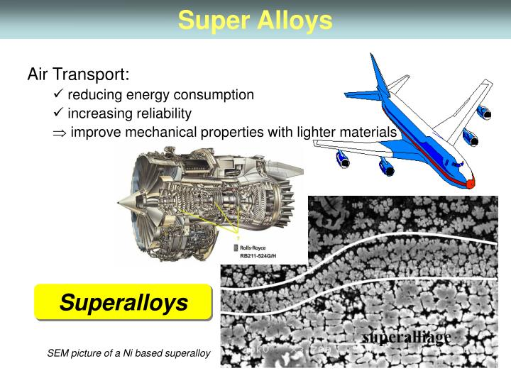 Super Alloys