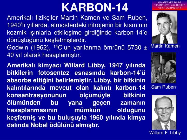 KARBON-14