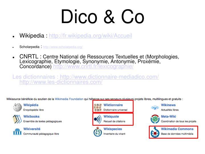 Dico & Co