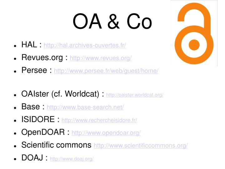 OA & Co