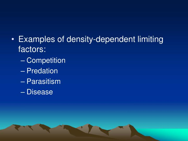 PPT - Limits to Growth PowerPoint Presentation - ID:5441769