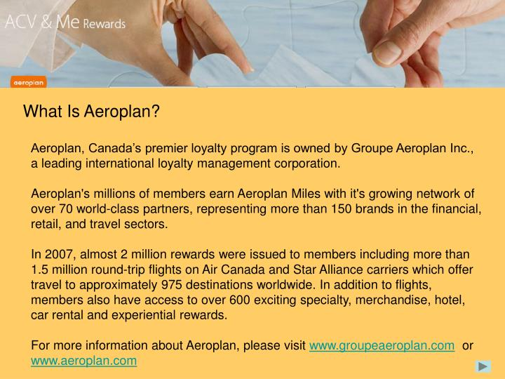 What Is Aeroplan?