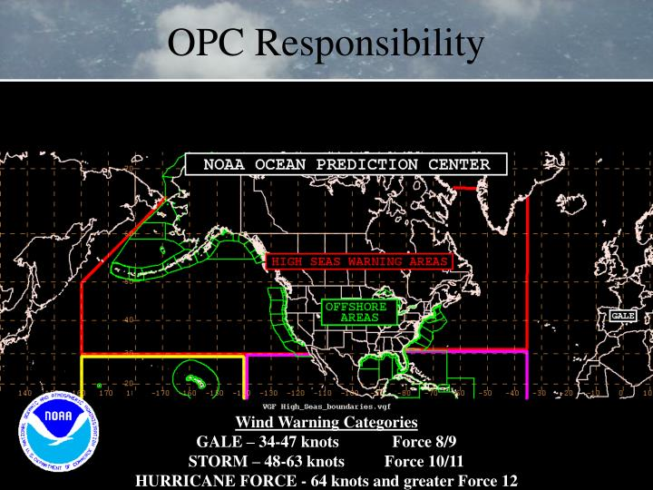 OPC Responsibility