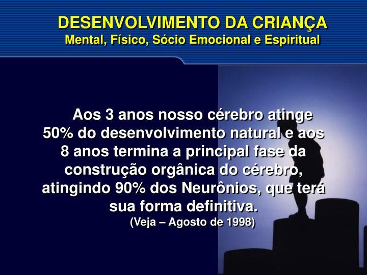 DESENVOLVIMENTO DA CRIANA