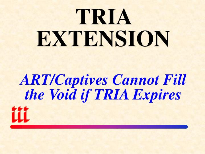TRIA EXTENSION