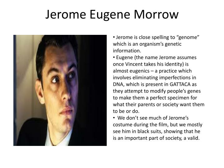 Jerome Eugene Morrow