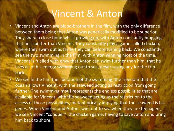 Vincent & Anton