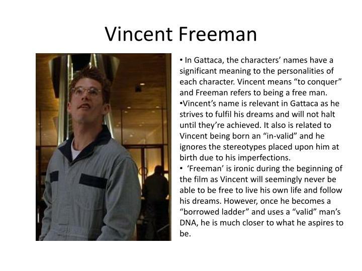 Vincent Freeman