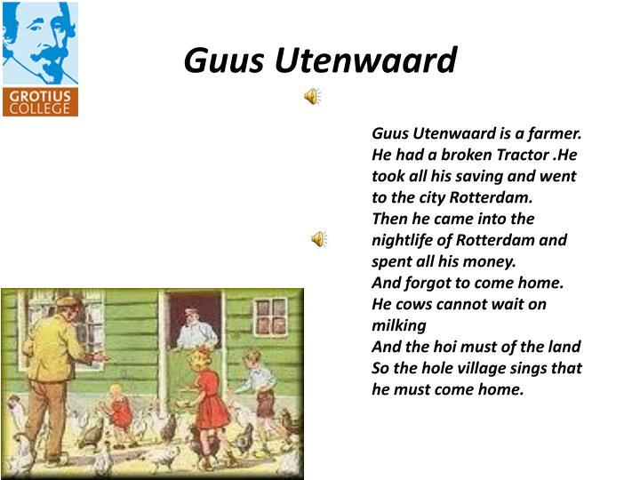Guus Utenwaard