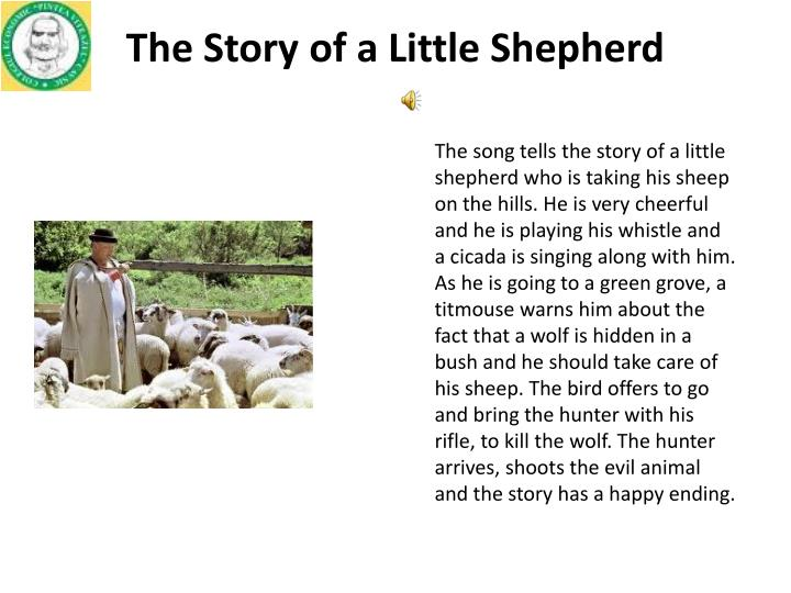 The Story of a Little Shepherd