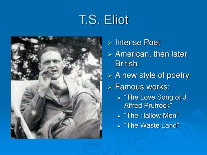 Intense Poet