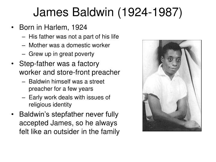 James baldwin essay