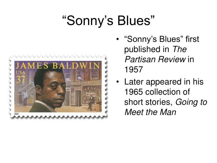 Short Fiction Stories Sonnys Blues Essay