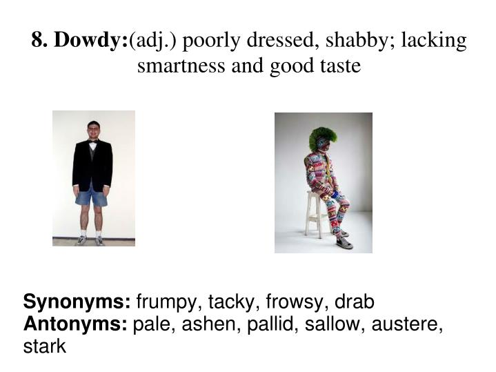 Synonyms: