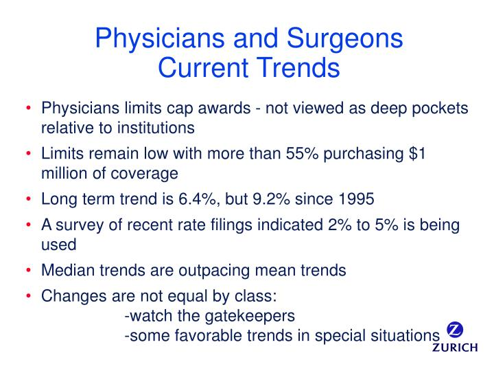 Physicians and Surgeons
