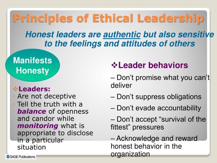 Leaders: