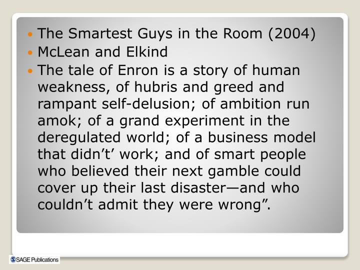 The Smartest Guys in the Room (2004)