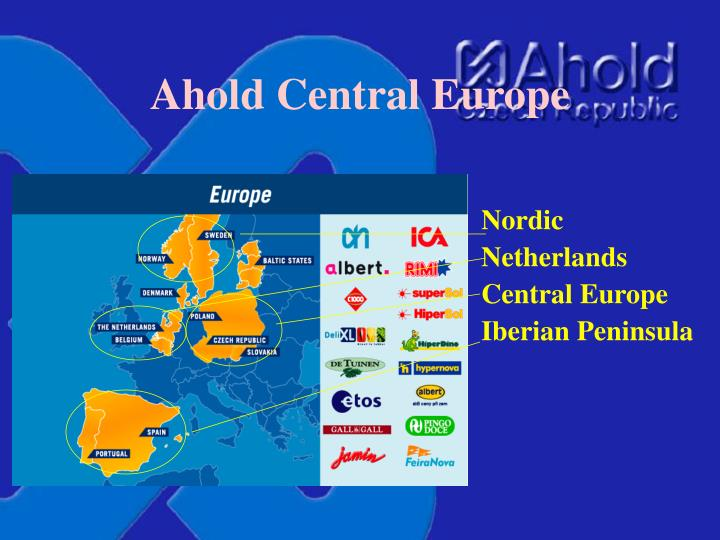 Ahold Central Europe