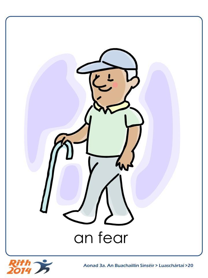 an fear