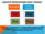 greater morgantown west virginia