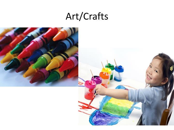 Art/Crafts